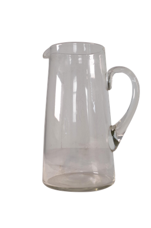 Glass Bistro Jug
