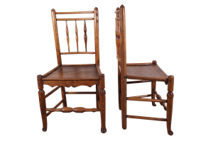 Pair of Welsh Elm Chairs