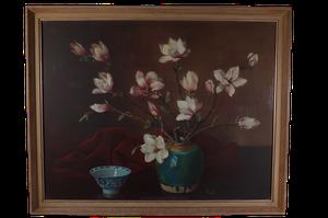 Framed Print of Magnolias