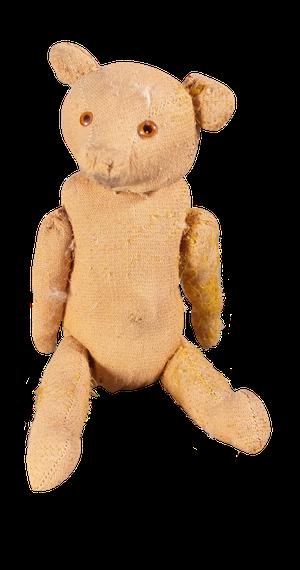 Small Plush Bear