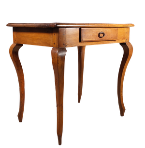 Fruitwood Occasional Table