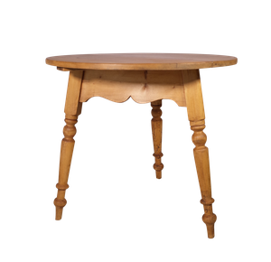 Pine Cricket Table