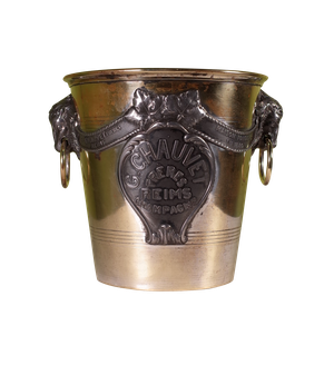 G. Chauvet Freres of Reims Champagne Bucket