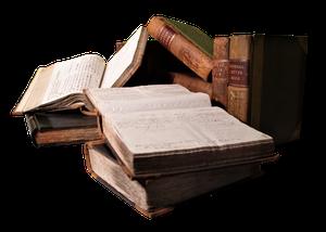Set of Sixteen Leather Correspondence Books