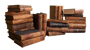 Set of Thirty Decorative Leatherbound Volumes