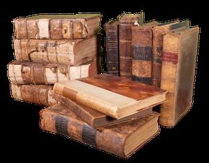 Twelve Decorative Volumes