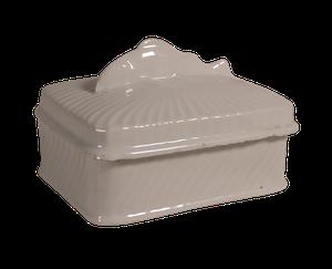 Victorian Ironstone Sardine Dish
