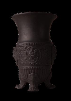 Wedgwood Basalt Vase