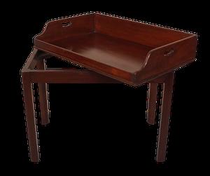Edwardian Mahogany Butler Tray Table