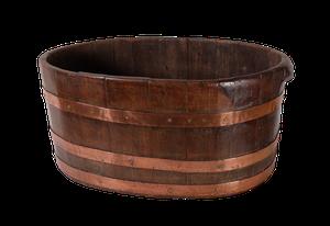 Oval Coopered Bucket