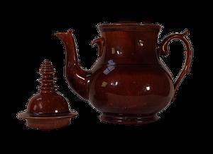 Large Bargeware Teapot