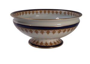 Royal Worcester Footed Bowl