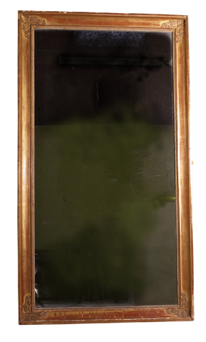 Tall Gilt Mirror