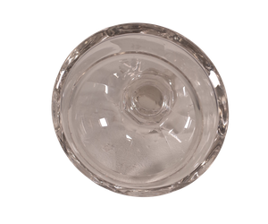 Lidded Cut Glass Bonbon Jar