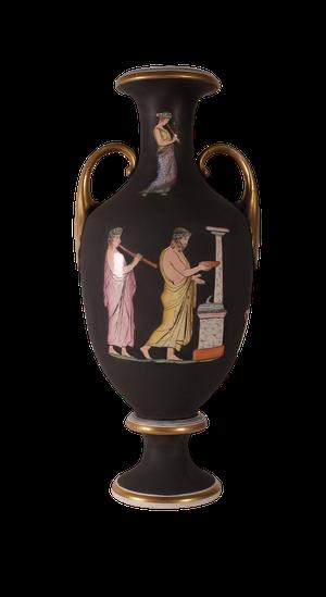 Neo Classical Design Vase by F R Pratt