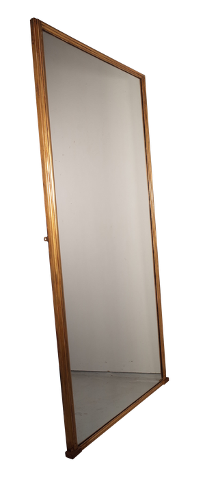 Large Gilt Dressing Mirror