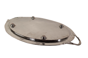 Sheffield Plate Platter