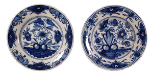 Two Delft Plates