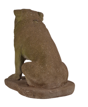 Composite Model of an English Bulldog