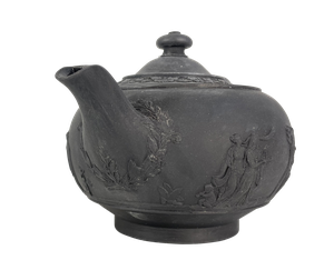 Wedgwood Basalt Teapot